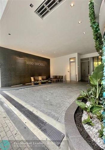 Photo of 1010 Brickell #2902, Miami, FL 33131 (MLS # F10266473)