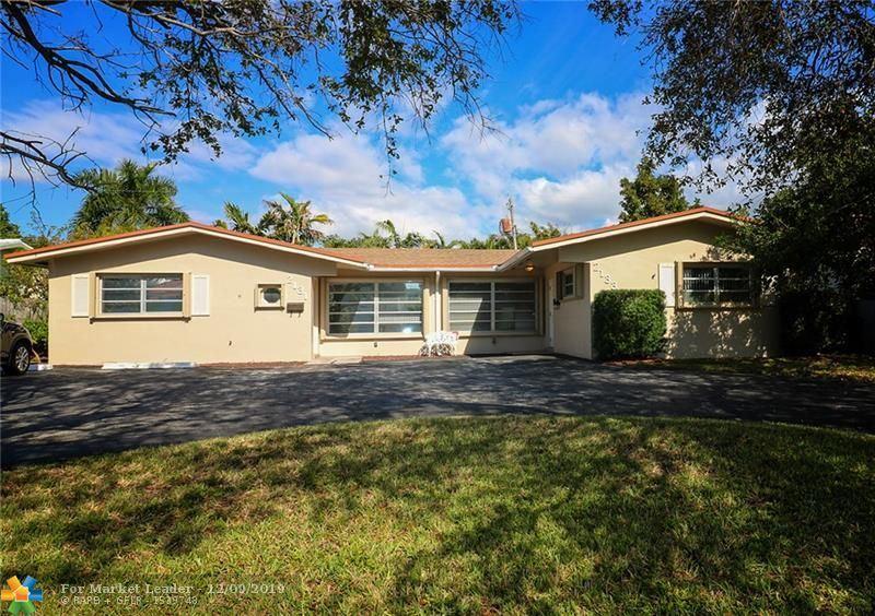 Photo of 2133 NE 51st Ct, Fort Lauderdale, FL 33308 (MLS # F10206473)