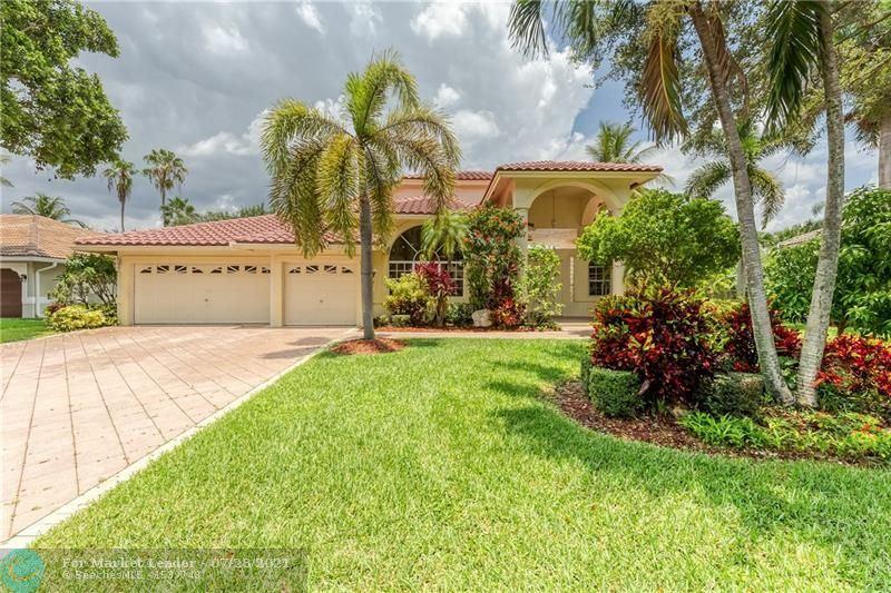 12115 NW 10th Mnr, Coral Springs, FL 33071 - #: F10294473