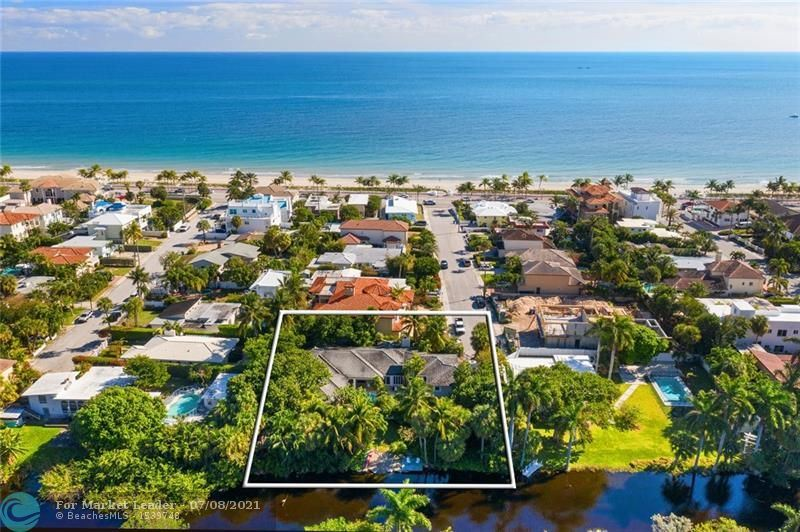 Photo of 3301 NE 16th St, Fort Lauderdale, FL 33304 (MLS # F10291474)
