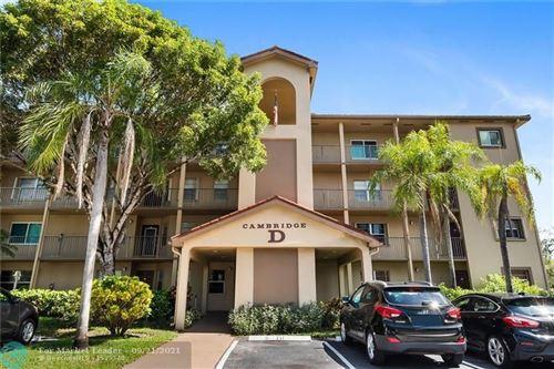 Photo of 1151 SW 128th Ter #312D, Pembroke Pines, FL 33027 (MLS # F10301475)