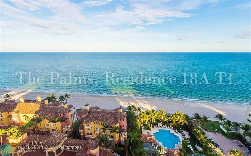 2100 N Ocean Blvd #18A, Fort Lauderdale, FL 33305 - #: F10200476
