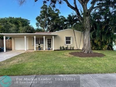 Photo of 1105 SW 20th St, Fort Lauderdale, FL 33315 (MLS # F10304476)