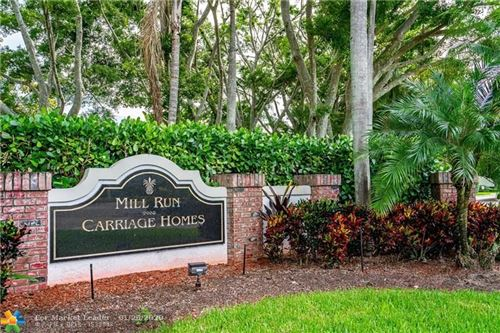 Photo of Listing MLS f10213477 in 7525 NW 61st Ter #1004 Parkland FL 33067