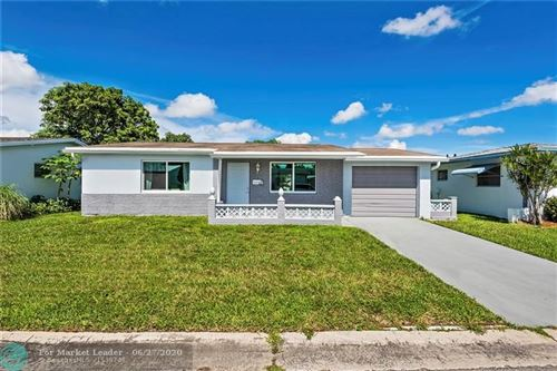 Photo of Listing MLS f10235478 in 1010 NW 68th Ter Margate FL 33063