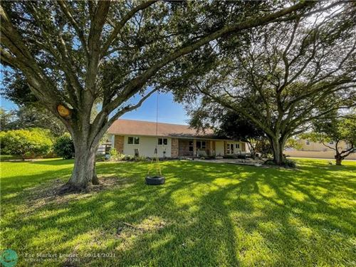 Photo of 13350 LURAY ROAD, Southwest Ranches, FL 33330 (MLS # F10300478)