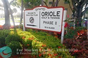 1015 Country Club Dr #405, Margate, FL 33063 - #: F10225479