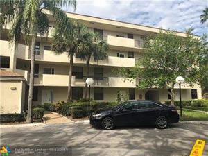 Photo of 3100 NW 42nd Ave #D104, Coconut Creek, FL 33066 (MLS # F10164480)