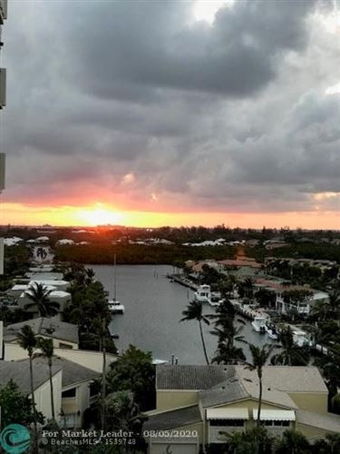 Photo of Listing MLS f10223480 in 4511 S Ocean Blvd #806 Highland Beach FL 33487