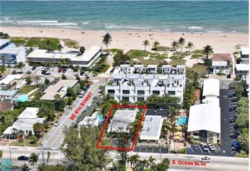 Photo of 700 S Ocean Blvd, Pompano Beach, FL 33062 (MLS # F10268480)