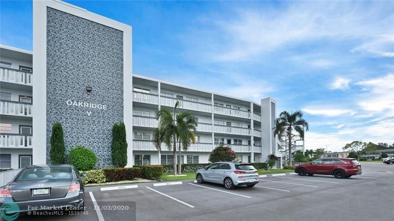 3105 Oakridge V #3105, Deerfield Beach, FL 33442 - #: F10256480