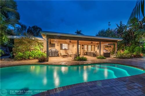 Photo of 3221 Cypress Creek Dr, Lauderdale By The Sea, FL 33062 (MLS # F10302481)