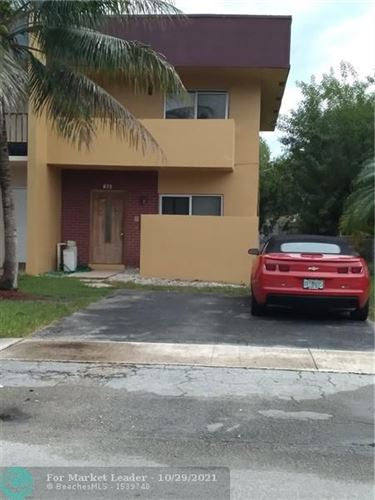 Photo of 612 SW 80th Ter, North Lauderdale, FL 33068 (MLS # F10305481)