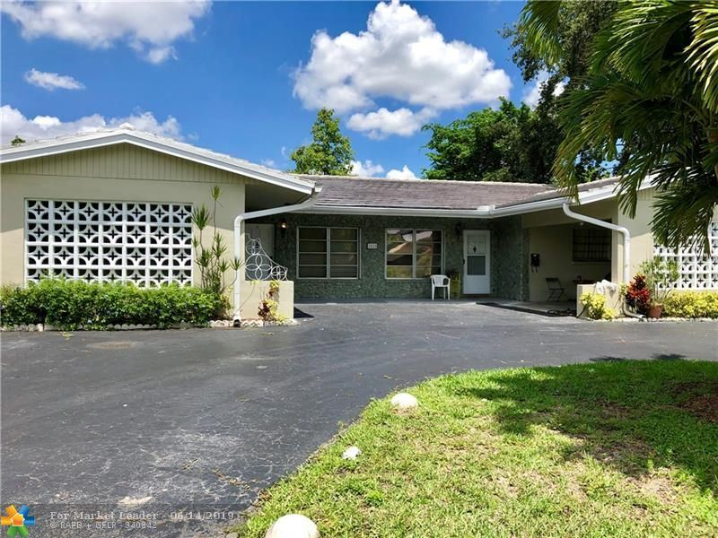 Photo for 3690 NW 80th Ave #A, Coral Springs, FL 33065 (MLS # F10180481)
