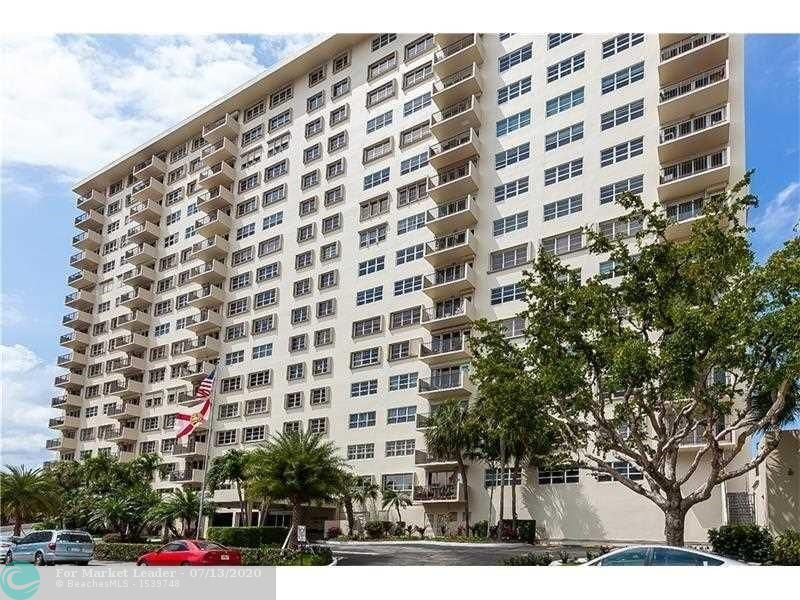 Photo of 340 Sunset Dr #1801, Fort Lauderdale, FL 33301 (MLS # F10238481)
