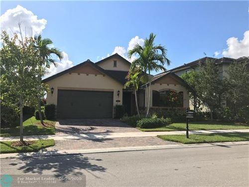 Photo of 9065 Carrington Ave, Parkland, FL 33076 (MLS # F10235483)