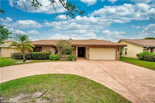 Photo of 6437 NW 53rd St, Coral Springs, FL 33067 (MLS # F10279483)