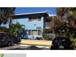 Photo of 2429 NE 11TH ST #3, Fort Lauderdale, FL 33304 (MLS # F10152484)