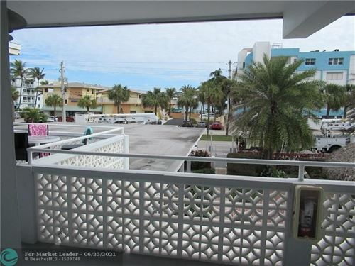Photo of 4228 N Ocean Dr #36, Lauderdale By The Sea, FL 33308 (MLS # F10266486)