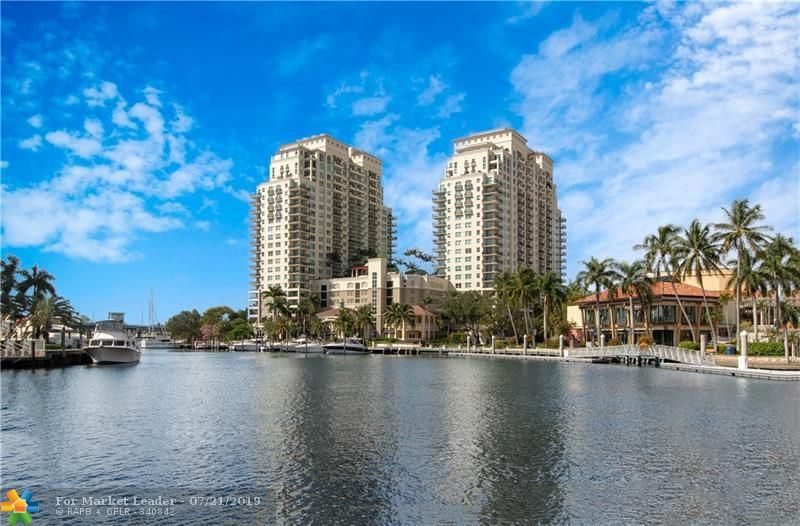 Photo of 610 W LAS OLAS BLVD #1720N, Fort Lauderdale, FL 33312 (MLS # F10185486)