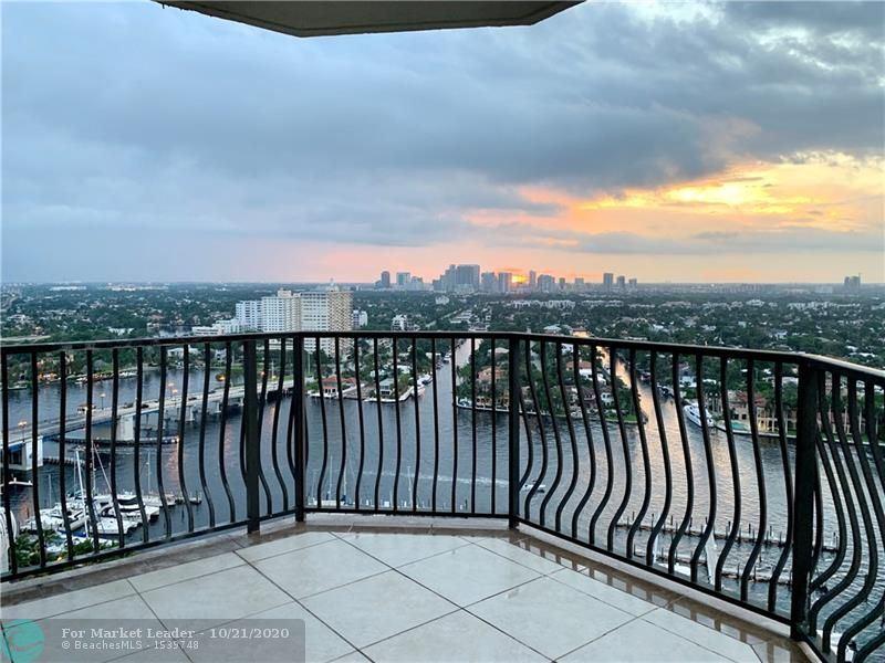 Photo of 100 S Birch Rd #2305, Fort Lauderdale, FL 33316 (MLS # F10248486)