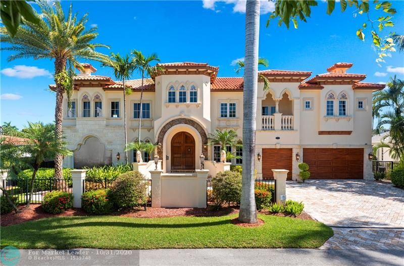 Photo of 410 Lido Dr, Fort Lauderdale, FL 33301 (MLS # F10255487)