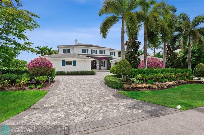 Photo of 632 Intracoastal Dr, Fort Lauderdale, FL 33304 (MLS # F10291487)