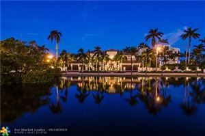 Photo of 300 Isle Of Palms Dr, Fort Lauderdale, FL 33301 (MLS # F10192488)
