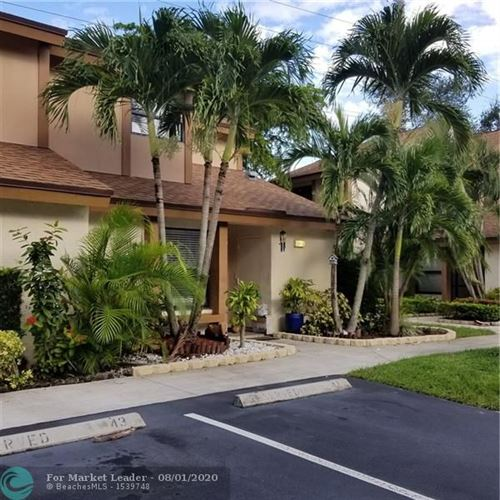 Photo of Listing MLS f10241488 in 4690 NW 30th St #4690 Coconut Creek FL 33063