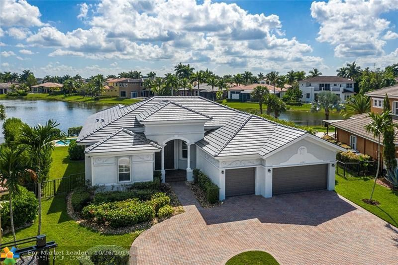 Photo for 12245 NW 76th St, Parkland, FL 33076 (MLS # F10200489)