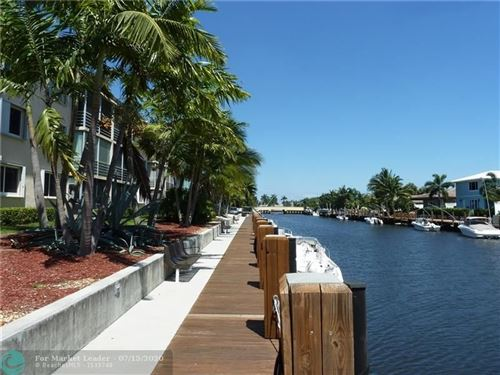 Photo of 4500 N FEDERAL HWY #367H, Lighthouse Point, FL 33064 (MLS # F10238490)