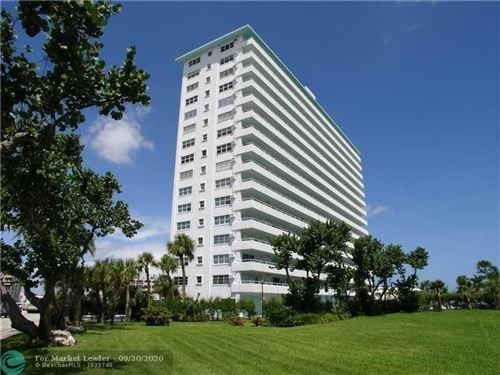 Photo of 4050 N Ocean Dr #1205, Lauderdale By The Sea, FL 33308 (MLS # F10251490)