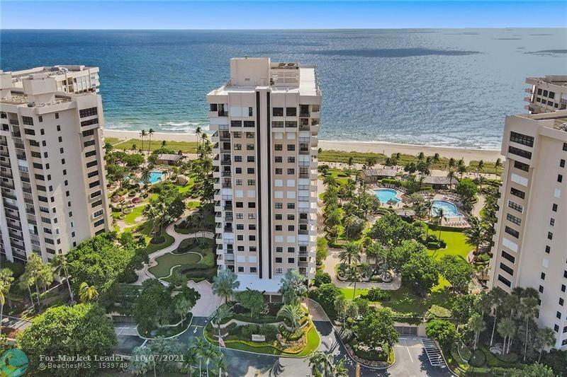 Photo of 5000 N Ocean Blvd #310, Lauderdale By The Sea, FL 33308 (MLS # F10302490)