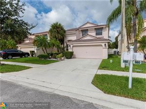 Photo of 350 NW 158th AVE, Pembroke Pines, FL 33028 (MLS # F10191491)