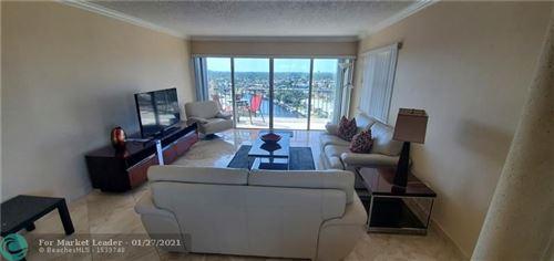 Photo of 801 S Federal Hwy #PH9, Pompano Beach, FL 33062 (MLS # F10268491)