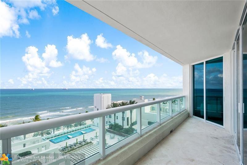 Photo of 101 S Fort Lauderdale Beach Blvd #1105, Fort Lauderdale, FL 33316 (MLS # F10192492)
