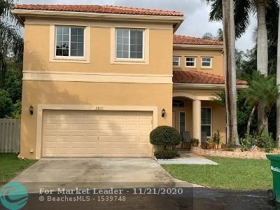 Photo of 6807 NW 32nd Ct, Margate, FL 33063 (MLS # F10259492)