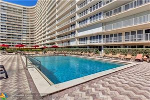 Photo of 4100 Galt Ocean Dr #1611, Fort Lauderdale, FL 33308 (MLS # F10136494)