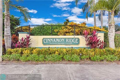 Photo of 8331 SW 12th St, Pembroke Pines, FL 33025 (MLS # F10260494)