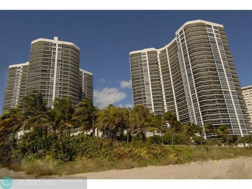 Photo of 3200 N Ocean Blvd #1504, Fort Lauderdale, FL 33308 (MLS # F10191495)
