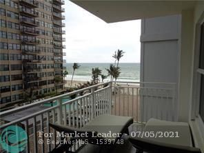 Photo of 3750 Galt Ocean Dr #409, Fort Lauderdale, FL 33308 (MLS # F10291495)