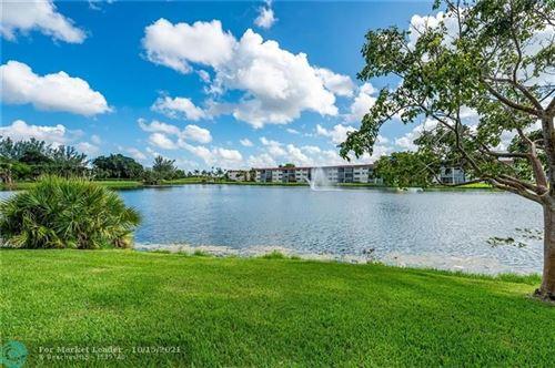 Photo of 9500 N Hollybrook Lake Dr #109, Pembroke Pines, FL 33025 (MLS # F10304496)