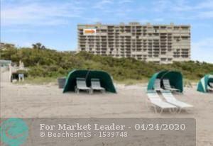 Photo of 4301 N Ocean Boulevard #1706, Boca Raton, FL 33431 (MLS # F10222497)