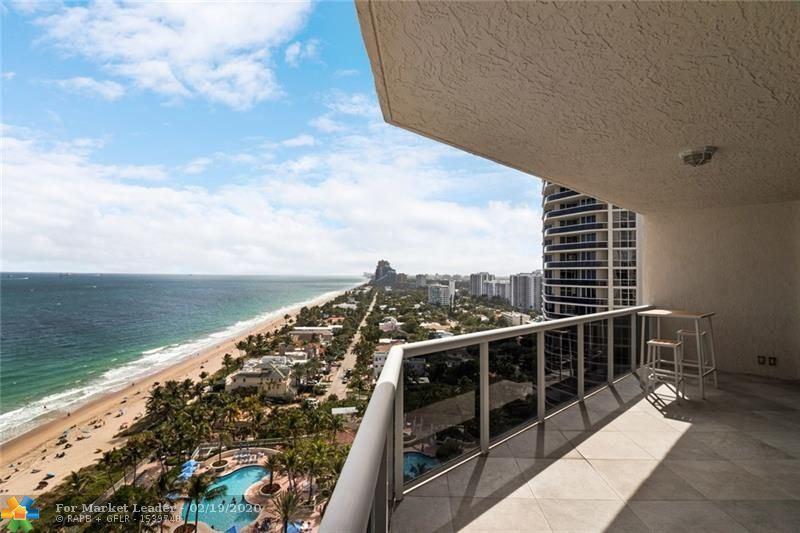 Photo of 3200 N Ocean Blvd #1807, Fort Lauderdale, FL 33308 (MLS # F10216497)