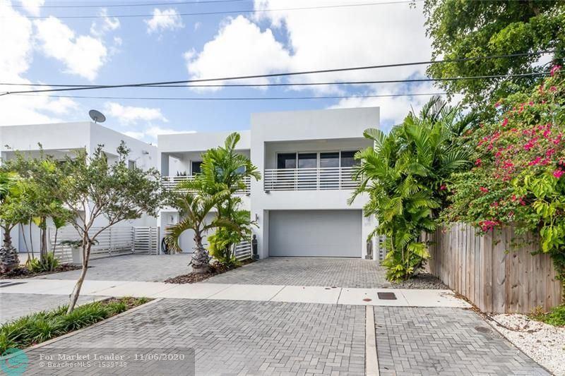 Photo of 819 NE 17th Way #., Fort Lauderdale, FL 33304 (MLS # F10257497)
