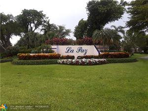 Tiny photo for 7520 La Paz Blvd #310, Boca Raton, FL 33433 (MLS # F10179498)