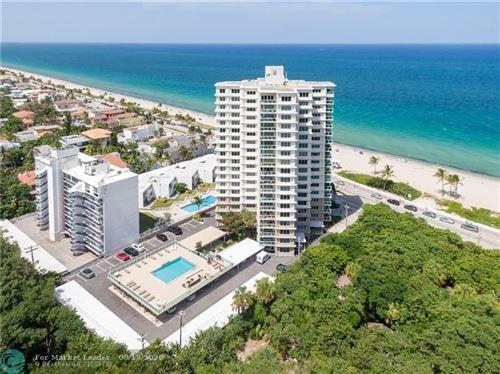 Photo of 1151 N Fort Lauderdale Beach Blvd. #4C, Fort Lauderdale, FL 33304 (MLS # F10235498)