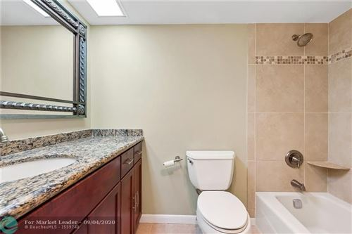Tiny photo for 535 Oaks Dr #103, Pompano Beach, FL 33069 (MLS # F10247498)