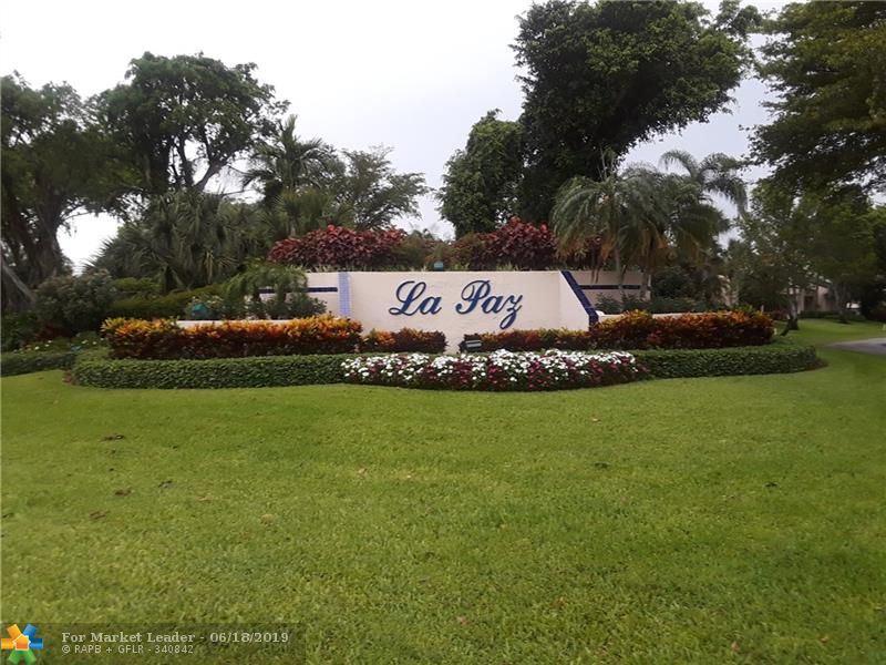 Photo for 7520 La Paz Blvd #310, Boca Raton, FL 33433 (MLS # F10179498)