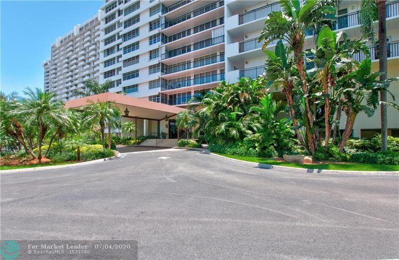 Photo of 4280 Galt Ocean Dr #21L, Fort Lauderdale, FL 33308 (MLS # F10236498)